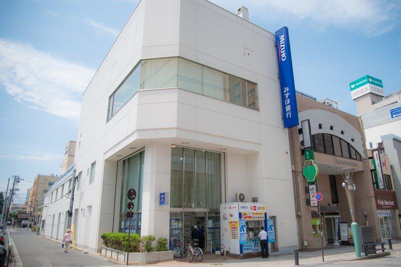 みずほ銀行 郡山支店